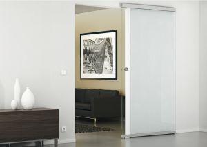 Стеклянные двери - фото - 33361