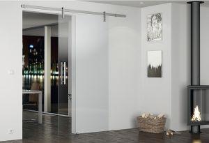 Стеклянные двери - фото - 33365