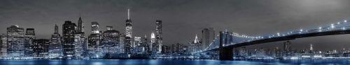 Скинали - Мост Бруклин ночью
