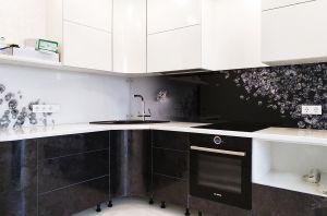 Скинали для черной кухни - 33581