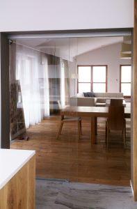 Стеклянные двери - фото - 33686