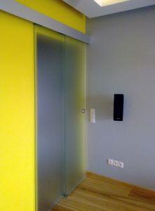 Стеклянные двери - фото - 33688