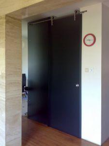 Стеклянные двери - фото - 33691