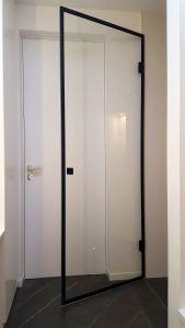 Стеклянные двери - фото - 33697