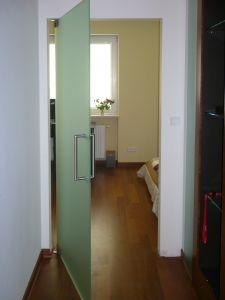 Стеклянные двери - фото - 33709