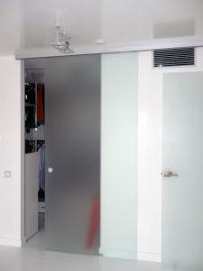 Стеклянные двери - фото - 33711