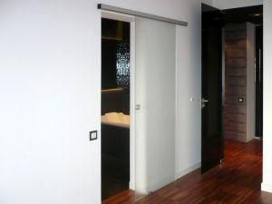 Стеклянные двери - фото - 33712