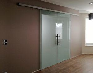 Стеклянные двери - фото - 33714