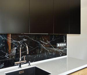 Скинали для черной кухни - 33726