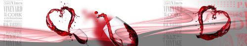 Скинали - Фон на винную тематику