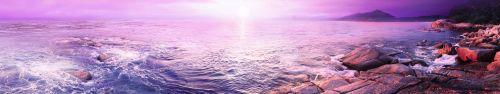Скинали - Фантастический закат на море