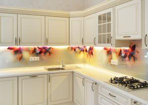 Скинали для классической кухни - 34299