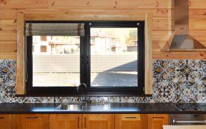 Текстуры для скинали в интерьере кухни - 34304