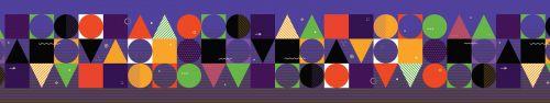 Скинали - Современная геометрическая абстракция