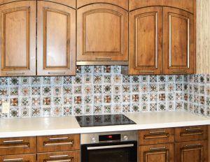 Скинали для классической кухни - 35394
