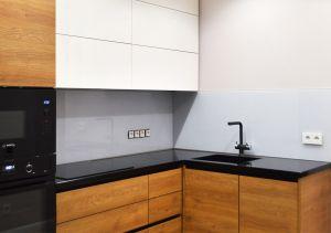 Скинали для коричневой кухни - 35438