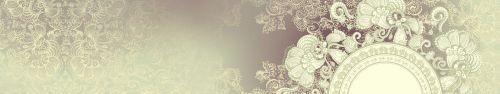Скинали - Винтажный декоративный фон