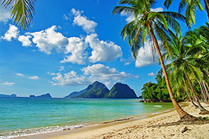 Фотопечать - Море и пляж - 24894