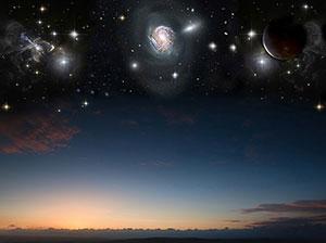 Фотопечать - Небо и космос - 24915