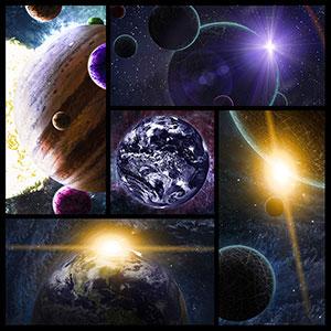 Фотопечать - Небо и космос - 25220