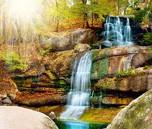 Фотопечать - Водопады - 23784