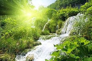 Фотопечать - Водопады - 23791