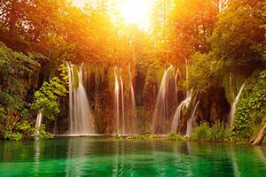 Фотопечать - Водопады - 23794