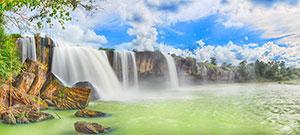 Фотопечать - Водопады - 23799