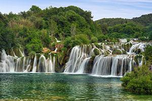 Фотопечать - Водопады - 23800