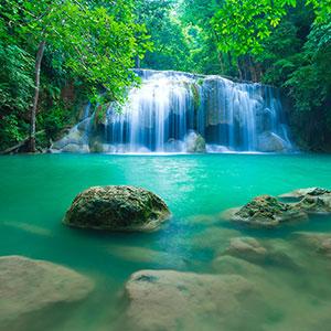 Фотопечать - Водопады - 23801