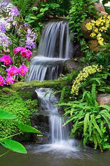 Фотопечать - Водопады - 25645