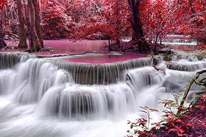 Фотопечать - Водопады - 25729