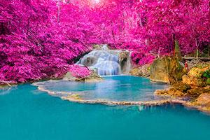 Фотопечать - Водопады - 25709