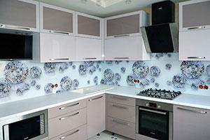 Драгоценности для скинали в интерьере кухни - 22188