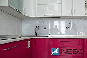 Скинали для красной кухни - 21572