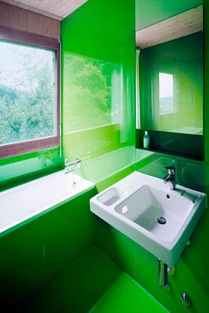 Отделка стен стеклом - 22767