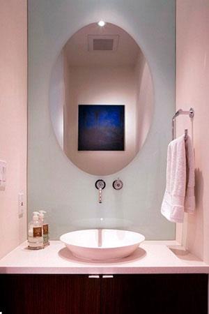 Отделка стен стеклом - 22771