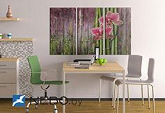 Картины на стекле - 22677
