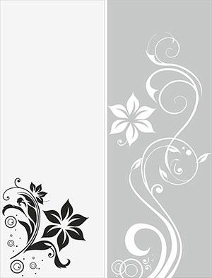 Пескоструй - Цветы - 26654