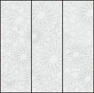 Пескоструй - Цветы - 26039