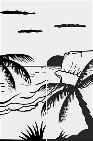 Пескоструй - Море и пляж - 27745