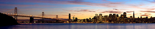 Скинали - Большой мост в Сан-Франциско