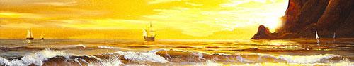 Скинали - Картина, написанная маслом