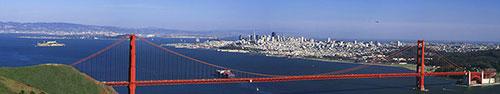 Скинали - Мост Голден Гейт в Сан-Франциско