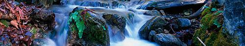 Скинали - Красивый горный ручей