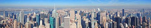 Скинали - Панорамный вид на Чикаго