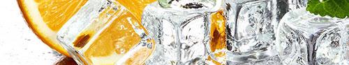 Скинали - Мандарин, мята и лед