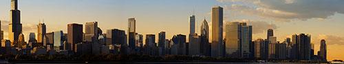 Скинали - Раннее утро в Чикаго