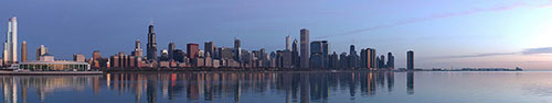 Скинали - Водная гладь перед Чикаго