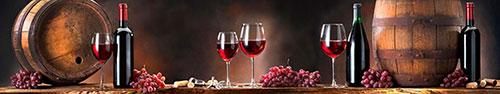 Скинали - Бокалы вина
